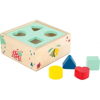Cube formes à encastrer -...