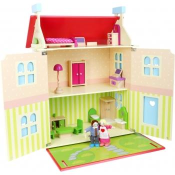 Maison de poupées - Toit...