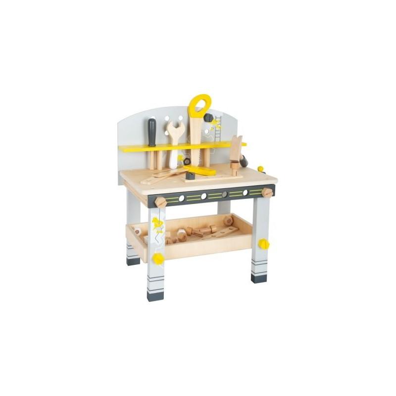 Établi en bois enfant - Compact-Jeux de rôles-Bricolage   BambinBois