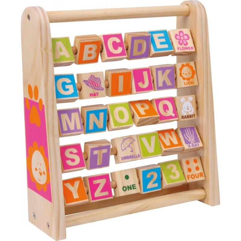 Apprends l'anglais-Jouets éducatifs   BambinBois