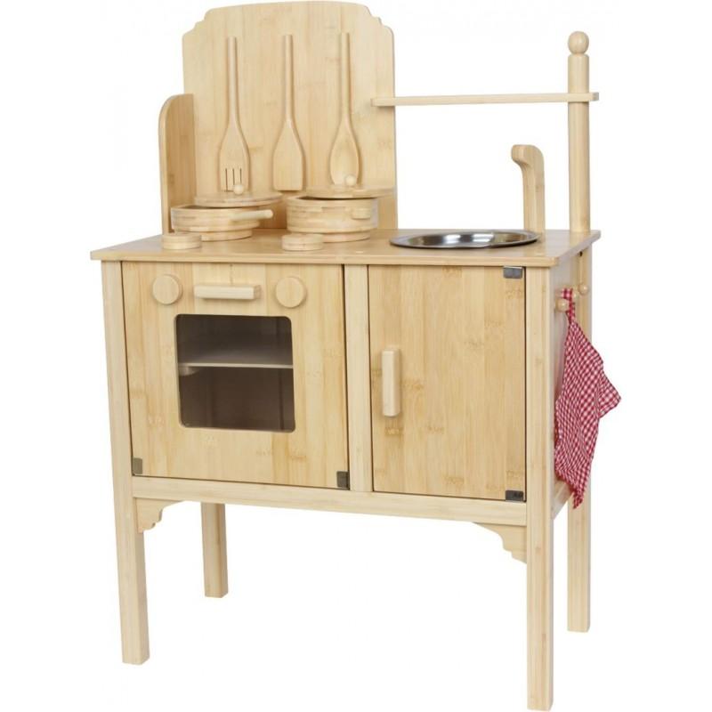 Cuisine Bambou-Jeux de rôles-Dans la cuisine | BambinBois