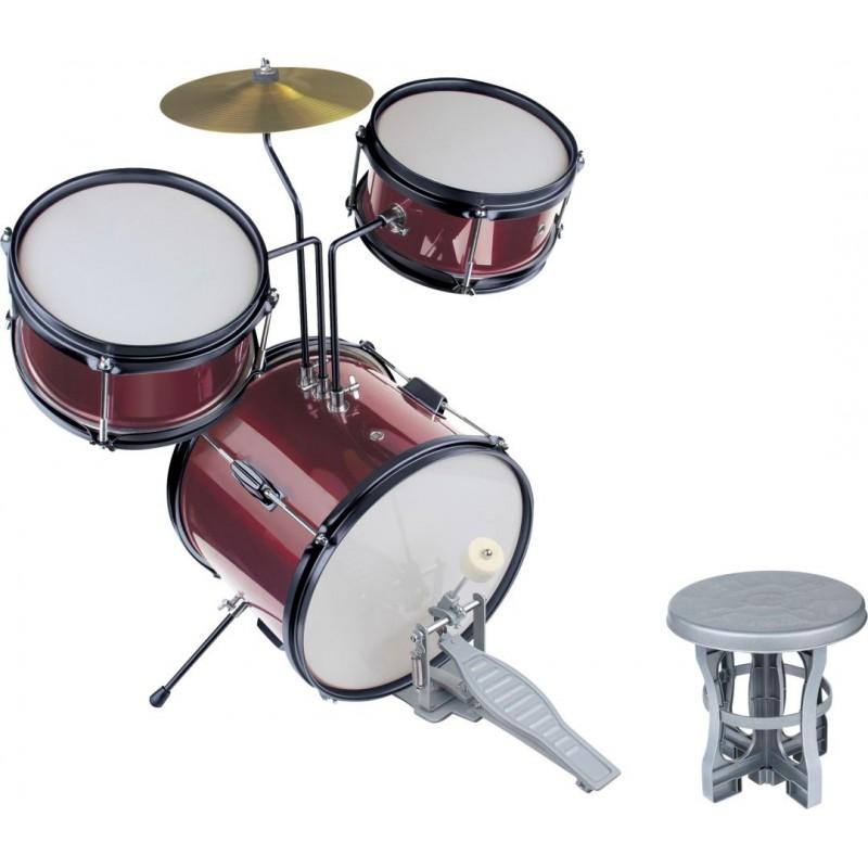 Batterie professionnelle-Musique et sons-Instruments de musique | BambinBois