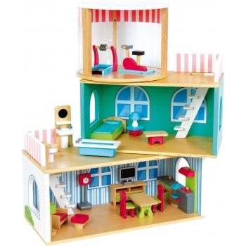 Maison de poupée - Variable