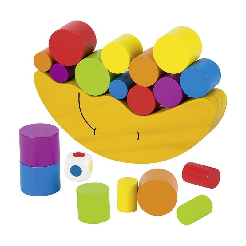 La lune chancelante-Jeux d'adresse en bois  Bambin Bois, jeux et jouets en bois