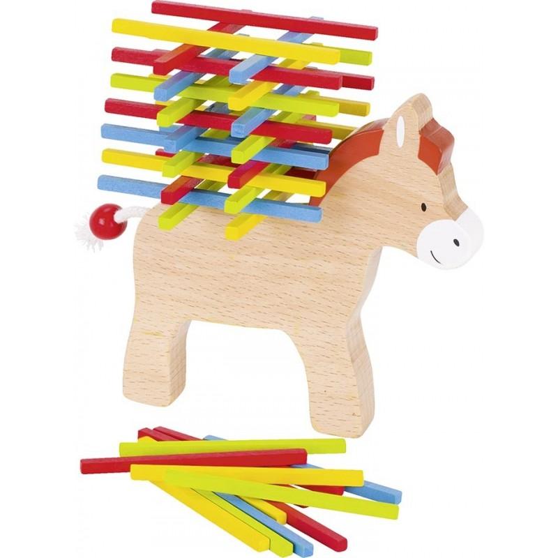 Bourricot, jeu d´adresse en bois| Bambin Bois, jeux et jouets en bois