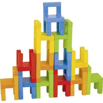 Jeu de balancier, les chaises