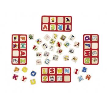 Mon jeu d'Alphabet en bois