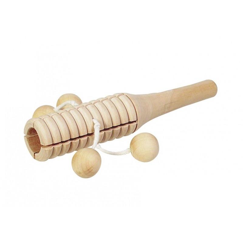 Bloc de percussion en bois | Instruments de musiques enfant - BambinBois