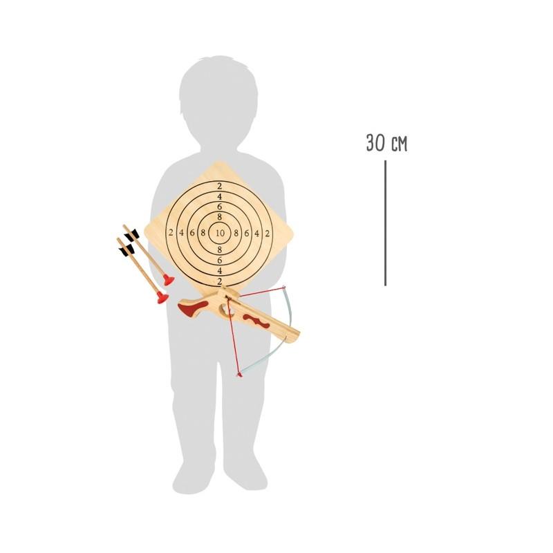 Arbalète en bois enfant - petit modèle-Jeux de rôles en bois | BambinBois