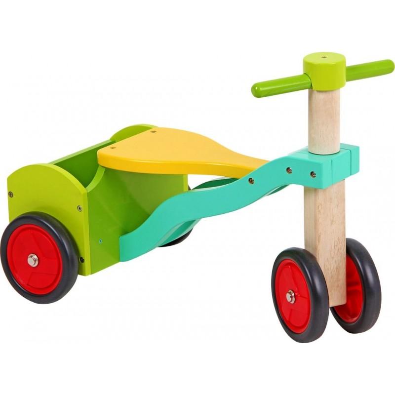 Tricycle enfant-Jouets de plein air et de mouvement en bois | BambinBois